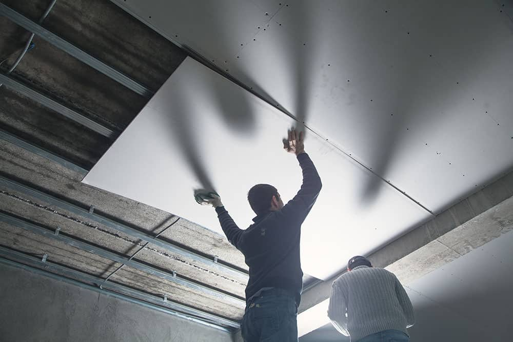 ceiling repair perth